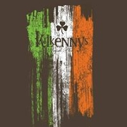 This is the restaurant logo for Kilkenny Irish Pub