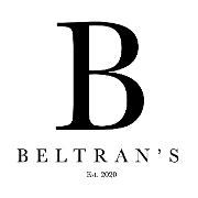 This is the restaurant logo for Beltran's Mexican Grill & Bar
