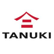 This is the restaurant logo for Tanuki Miami