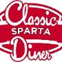 Restaurant logo for Sparta Classic Diner