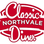 This is the restaurant logo for Northvale Classic Diner