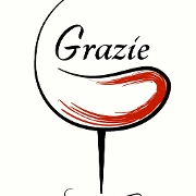 This is the restaurant logo for Grazie