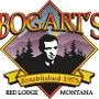 Restaurant logo for Bogart's