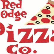 This is the restaurant logo for Red Lodge Pizza Co.