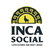 This is the restaurant logo for Inca Social - Vienna