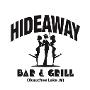 Restaurant logo for Hideaway Bar & Grill - Oconomowoc, WI