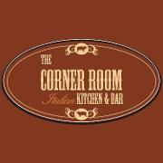 This is the restaurant logo for The Corner Room Italian Kitchen & Bar