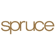 This is the restaurant logo for Spruce
