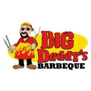 This is the restaurant logo for Big Daddy's BBQ