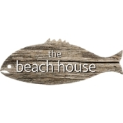 This is the restaurant logo for The Beach House Restaurant