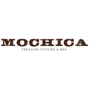This is the restaurant logo for Mochica