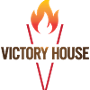 Restaurant logo for Victory House