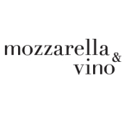 This is the restaurant logo for Mozzarella & Vino