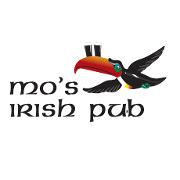This is the restaurant logo for Mo's Irish Pub