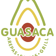 This is the restaurant logo for Guasaca