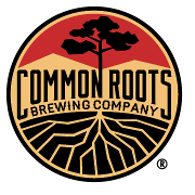 This is the restaurant logo for Common Roots Brewing Company