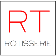 This is the restaurant logo for RT Rotisserie