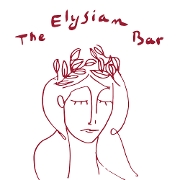 This is the restaurant logo for The Elysian Bar