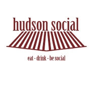 This is the restaurant logo for Hudson Social