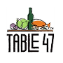 Restaurant logo for Ocean5 & Table 47