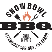 This is the restaurant logo for Snow Bowl Steamboat