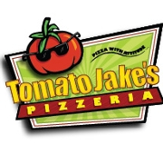 This is the restaurant logo for Tomato Jake's