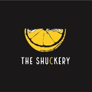 This is the restaurant logo for The Shuckery