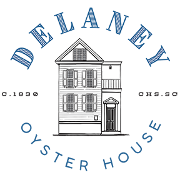 This is the restaurant logo for Delaney Oyster House