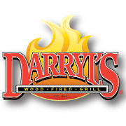 This is the restaurant logo for Darryl's Wood Fired Grill