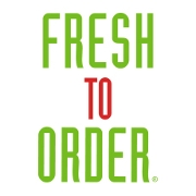 This is the restaurant logo for Fresh to Order