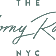 This is the restaurant logo for The Horny Ram
