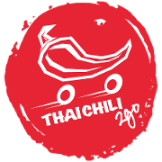 This is the restaurant logo for Thai Chili 2 Go