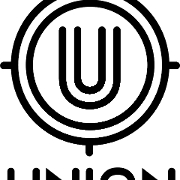 This is the restaurant logo for Union Restaurant and GameYard