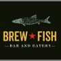 Restaurant logo for Brew Fish Bar & Eatery