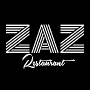 This is the restaurant logo for ZAZ
