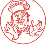 This is the restaurant logo for Terry's Pizza