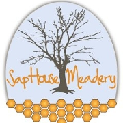 This is the restaurant logo for Sap House Meadery