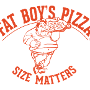 Restaurant logo for Fat Boy's Pizza