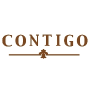 This is the restaurant logo for Contigo