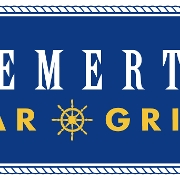 This is the restaurant logo for Bremerton Bar & Grill