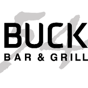 This is the restaurant logo for Buck '54 Bar & Grill