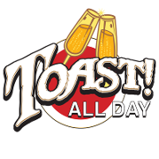 This is the restaurant logo for Toast
