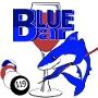 Restaurant logo for Blue Bar Co