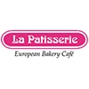 This is the restaurant logo for La Patisserie