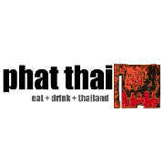 This is the restaurant logo for Phat Thai - Carbondale