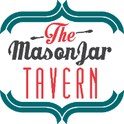 This is the restaurant logo for Mason Jar Tavern