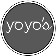 This is the restaurant logo for Yo Yo's