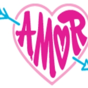 This is the restaurant logo for Taqueria Amor
