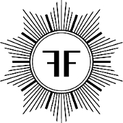 This is the restaurant logo for Faith and Flower