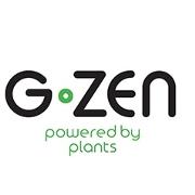 This is the restaurant logo for G-Zen Restaurant